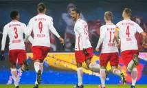 Hạ Frankfurt, RB Leipzig tiếp tục bám đuổi Bayern