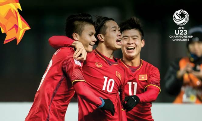 Nhìn U23 Việt Nam thành công, báo Trung Quốc ngán ngẩm cho đội nhà