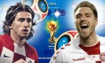 Kết quả Croatia 1-1 Đan Mạch (Pen: 3-2): Kịch tính đến phút chót