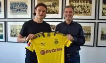 Chính thức Dortmund đã có hàng HOT Nico Schulz