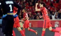 Cavani nổ súng, PSG nhọc nhằn giành điểm trước Lille