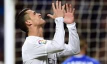Cỗ máy ghi bàn mang tên Ronaldo đang trục trặc