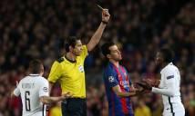 HOT: Đã có phán quyết cuối cùng về trọng tài bắt chính trận Barca - PSG
