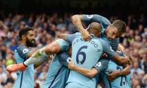 10 CLB kiểm soát bóng nhiều nhất Premier League 2016/17