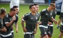 Tiếp Real trên sân nhà, Bayern tích cực luyện 'bài tủ'
