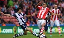Stoke City vs West Brom, 21h00 ngày 24/9: Sân nhà không là lợi thế