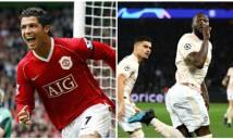Lukaku cân bằng kỷ lục của Ronaldo
