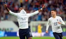 Lý do cảm động sau màn ăn mừng của Pogba