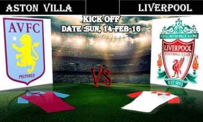 Aston Villa vs Liverpool, 21h05 ngày 14/02: Lấy lại tự tin
