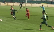Hàng công yếu kém, U20 Việt Nam thua trận đầu tiên trên đất Đức
