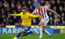 Stoke City vs Southampton, 3h00 ngày 16/12: Mục tiêu 3 điểm