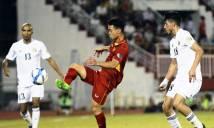 Tái đấu Việt Nam, Jordan thiếu vắng tiền đạo số 1