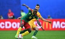 Cống hiến mãn nhãn, Cameroon hòa kịch tính Australia