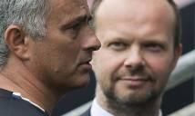Man Utd đã đồng ý 1 yêu cầu chuyển nhượng của Mourinho