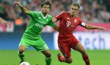 Bayern Munich vs Wolfsburg, 21h30 ngày 10/12: Đối thủ ưa thích