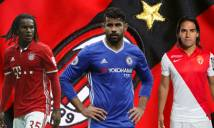 Milan gặp gỡ siêu cò Mendes, sắp có Costa, Falcao hoặc Sanches