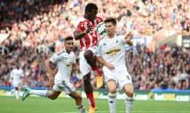 Nhận định Stoke City vs Swansea City 22h00, 02/12 (Vòng 15 - Ngoại hạng Anh)