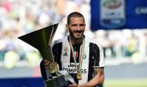 Bonucci phải rời Juventus vì tát Dybala giữa trận thua Real
