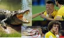 SỐC: Cầu thủ Brazil bị cá sấu ăn thịt ngay trước mặt đồng đội