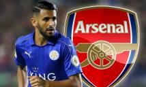 Thi đấu thất vọng, Arsenal quyết mua bằng được Mahrez ở phiên chợ Đông 2018