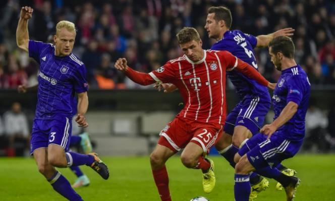 Nhận định Anderlecht vs Bayern Munich 02h45, 23/11 (Vòng Bảng - Cúp C1 Châu Âu)