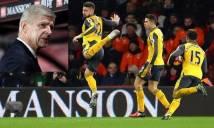 Được 1 hay mất 2 điểm, Arsenal cũng không còn cửa vô địch
