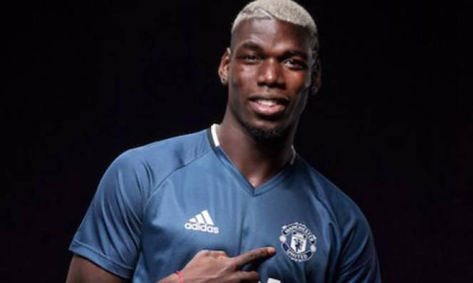 Pogba nói gì ngày trở lại Man Utd?