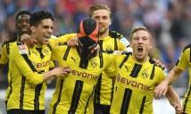 Dortmund và Schalke chia điểm trong trận Derby vùng Ruhr đầy kịch tính