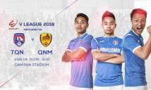 Nhận định Than Quảng Ninh vs Quảng Nam, 16h30 ngày 1/4 (Vòng 4 V.League 2018)
