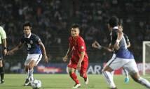 Danh sách ĐT Campuchia sang Mỹ Đình tái đấu ĐT Việt Nam