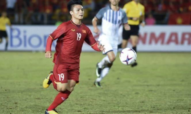 Quang Hải được khán giả Đông Nam Á kỳ vọng sẽ quyết đinh trận chung kết AFF Cup 2018
