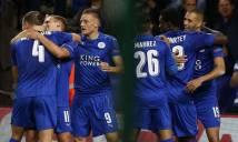Ra châu Âu, Leicester City thể hiện bộ mặt khác hẳn