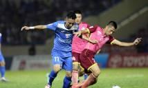 KẾT QUẢ Sài Gòn FC - Than Quảng Ninh: lội ngược dòng xuất sắc