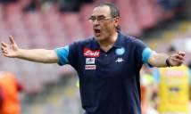 Napoli giương cờ trắng trước Juventus: Nỗi lo sụp đổ