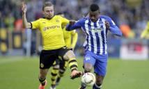 Hertha Berlin vs Dortmund, 01h30 ngày 21/04: Thắng nhẹ chờ Bayern Munchen