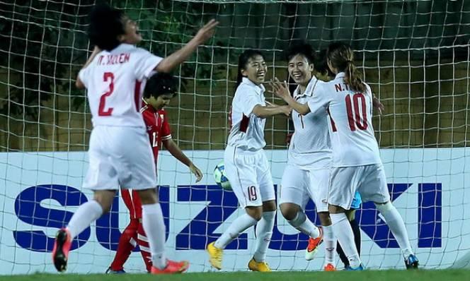 Tuyển nữ Việt Nam giành vé dự VCK Asian Cup có phải là kỳ tích?