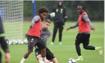 Chùm ảnh: Các cầu thủ Chelsea tập luyện hăng hái 'bất ngờ' dù đã vô địch NHA