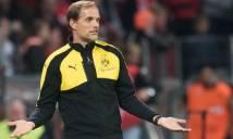 Tuchel đổ lỗi thiếu may mắn khi Dortmund bị Hertha Berlin cầm hòa