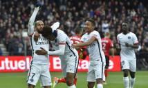 Đá đội hình hai, PSG vẫn vượt trội so với Guingamp