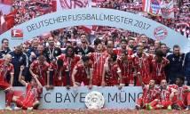 Tổng kết Bundesliga 2016/2017: Đâu lại vào đấy