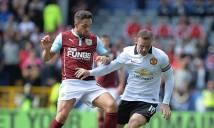 Burnley vs MU, 20h15 ngày 23/4: Khó khăn từ lực lượng