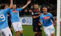 Napoli vs Cagliari, 23h00 ngày 06/5: Top 2 vẫy gọi
