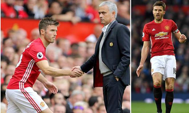 Điểm tin chiều 21/4: Mourinho đã tìm được người thay thế Carrick