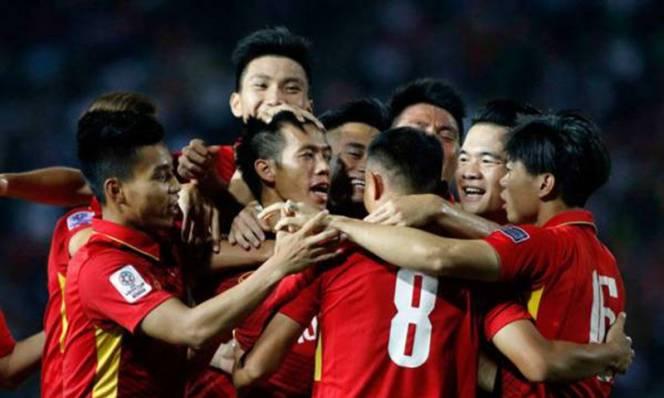 ĐT Việt Nam tập huấn tại Hàn Quốc cho mục tiêu số 1 AFF Cup