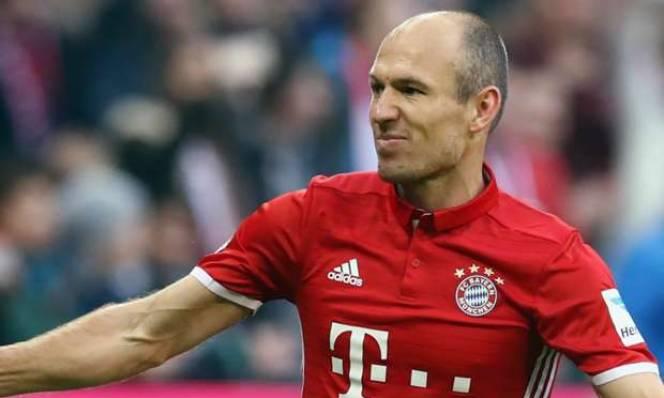 Robben hiến kế hay giúp Bayern 'bật kèo' Real