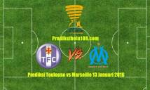 Toulouse vs Marseille, 23h00 ngày 13/01: Vực dậy tinh thần