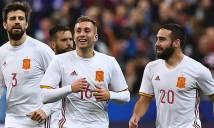 Siêu dự bị rực sáng, Tây Ban Nha giành chiến thắng ngay trên đất Pháp