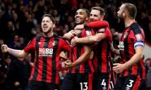 Nhận định Bournemouth vs Huddersfield Town 22h00, 18/11 (Vòng 12 - Ngoại hạng Anh)