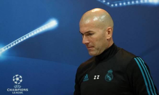 Tương lai HLV Zidane sẽ được định đoạt sau trận gặp PSG