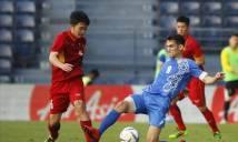 Không vào được chung kết M150 Cup, U23 Việt Nam sắp khép lại năm 2017 đáng quên